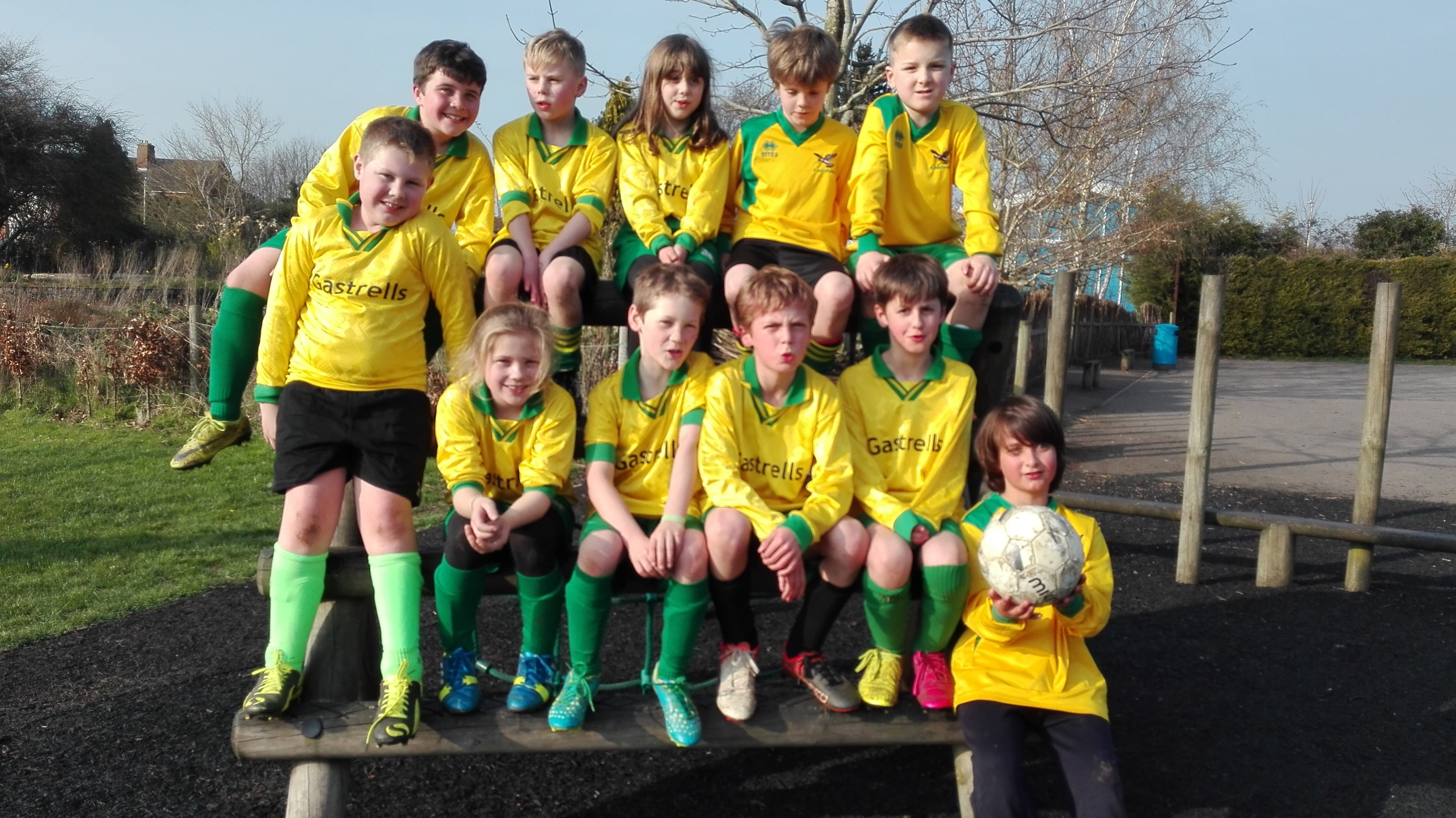 Year 3/4 Outdoor 8 a-side football tournament – Gastrells Community ...